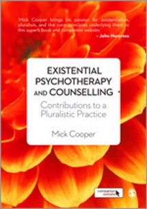 Existential psychotherapy and pluralistic practice 2