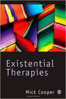 Existential psychotherapy and pluralistic practice 4